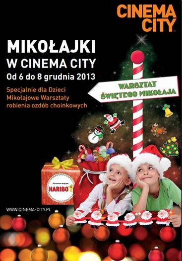 Cinema City Mikoajki