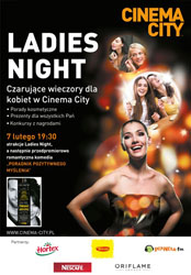 Cinema City LadiesNight